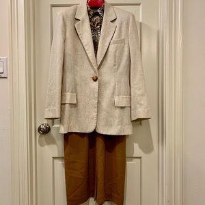 Vintage Schrader Sports Dress Suit